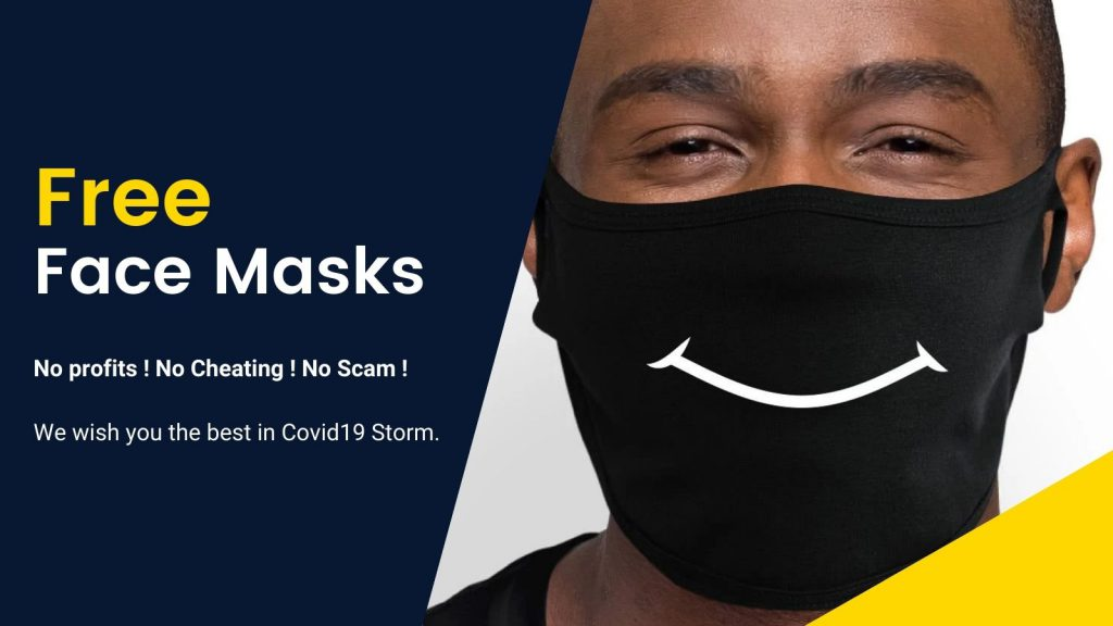 Free Mask Banner 2 - ZHEGAO Block