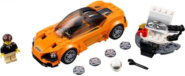 ZHEGAO QL0720-2 McLaren 720S 0