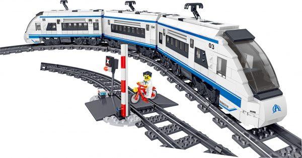 ZHEGAO QL0310 Rail transit: Harmony high-speed train 0