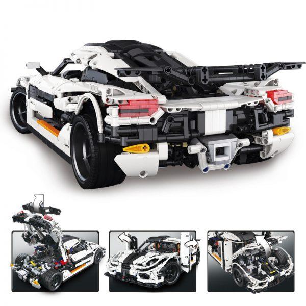 ZHEGAO QL0416 Koenigsegg 2