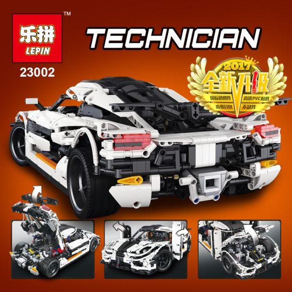 ZHEGAO QL0416 Koenigsegg 3