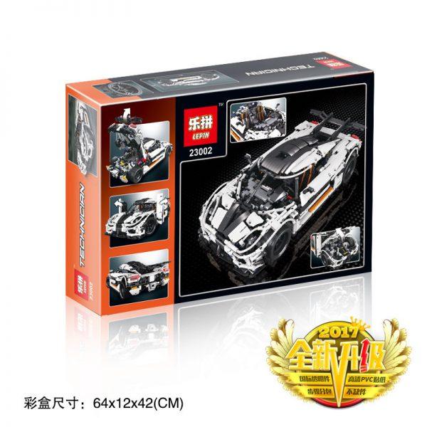 ZHEGAO QL0416 Koenigsegg 5