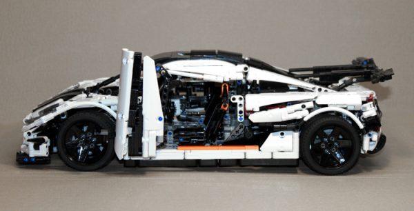 ZHEGAO QL0416 Koenigsegg 20