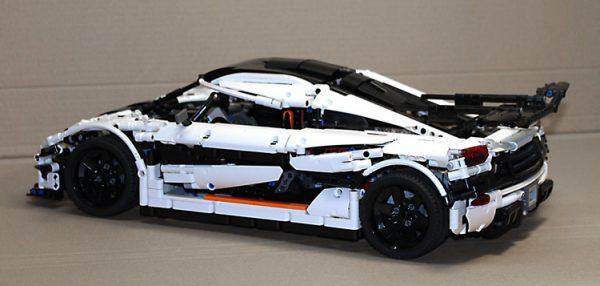 ZHEGAO QL0416 Koenigsegg 23