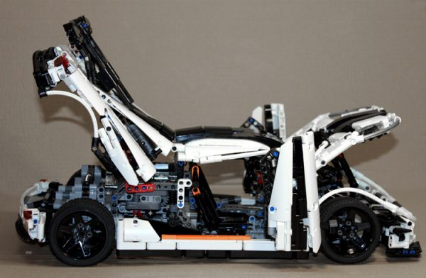 ZHEGAO QL0416 Koenigsegg 27