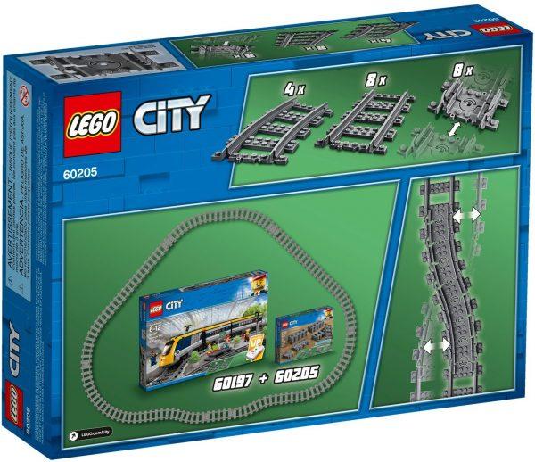 ZHEGAO QL0314 Trains: Tracks and Bends Train tracks/straight tracks/bends/universal tracks 4