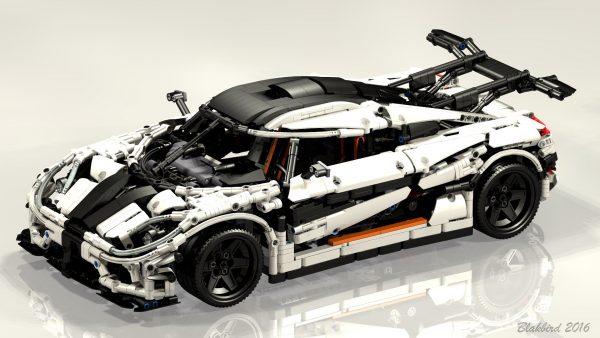 ZHEGAO QL0416 Koenigsegg 34