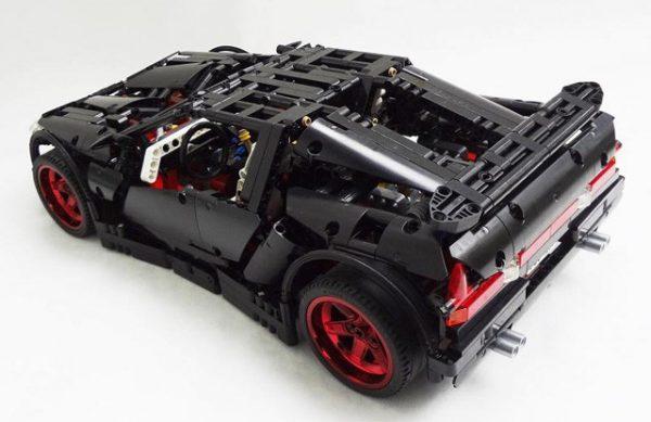 ZHEGAO QL0420 Vampire GT Deluxe 2