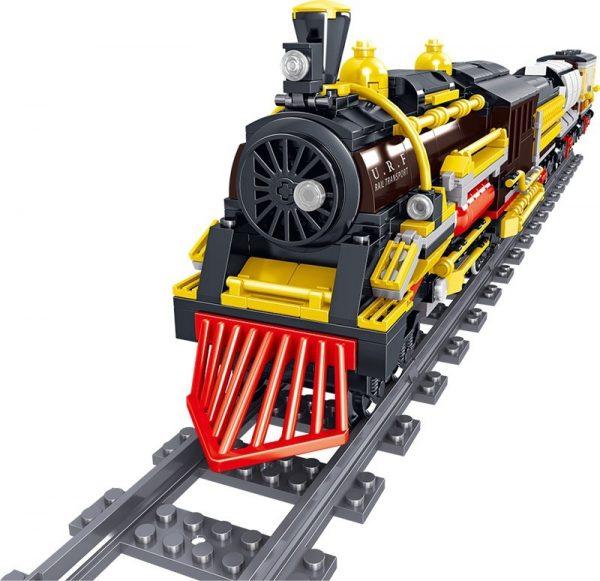 ZHEGAO QL0313 Rail Transport: Persend Steam Train 1
