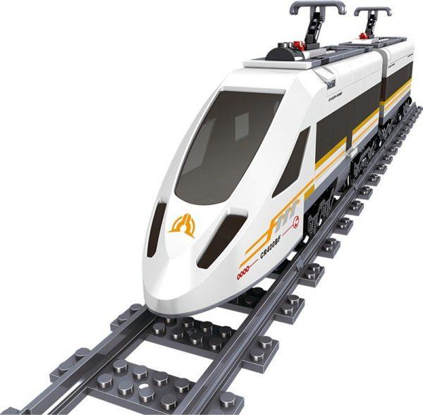 ZHEGAO QL0307 Rail Transport: Revival of High-Speed Trains 4