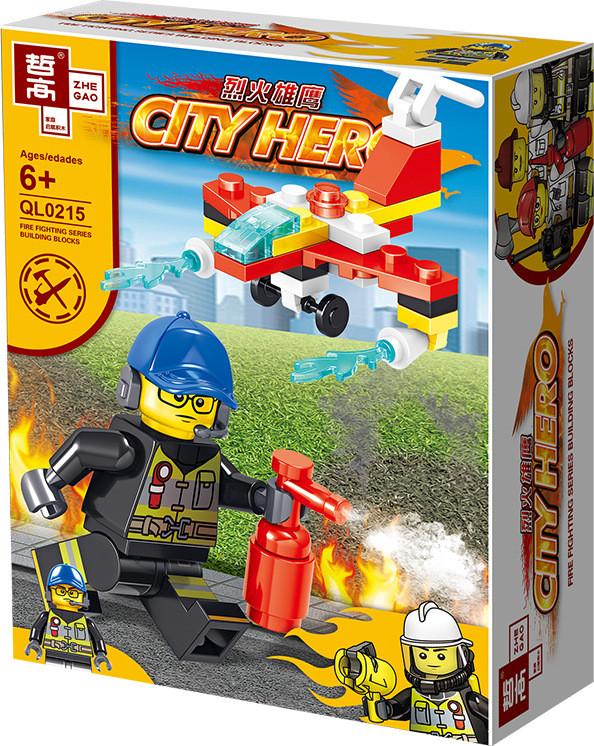 ZHEGAO QL0215 Fire Eagle: Fire Pioneer 8 13