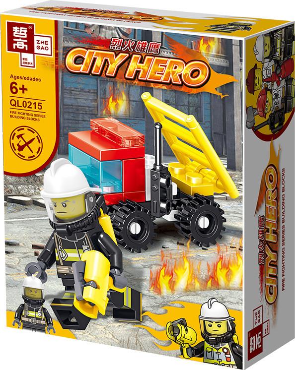 ZHEGAO QL0215 Fire Eagle: Fire Pioneer 8 14