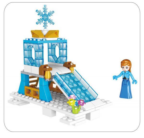 ZHEGAO QL2217 Iceland's Odd Edge: The Kingdom of Ice and Snow 6