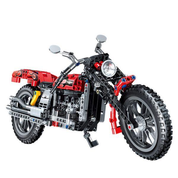 ZHEGAO QL0412 Harley Moto 1