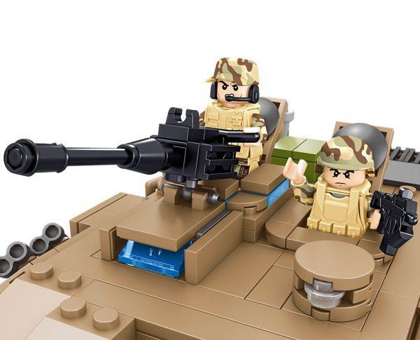 ZHEGAO QL0129 Tank Corps: China M1A2 Main Battle Tank 4