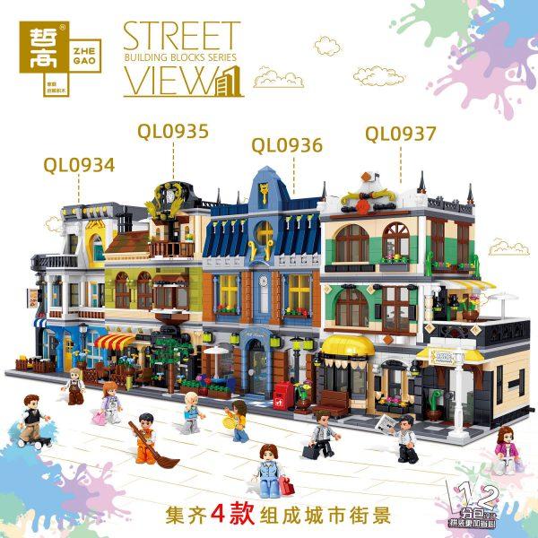 ZHEGAO QL0937 Street View: Find Chinese Restaurant 2