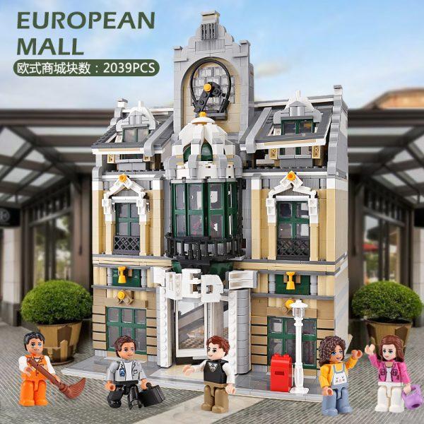 ZHEGAO QL0922 European Mall 2