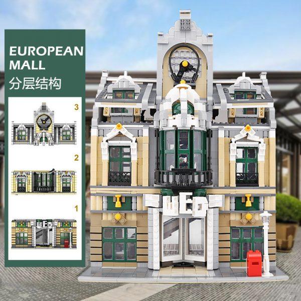 ZHEGAO QL0922 European Mall 3
