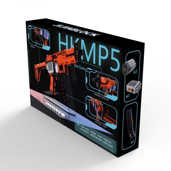 ZHEGAO QL0450 Battlefront: HK MP5 MLI electric assault rifle 4