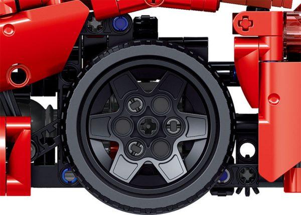 ZHEGAO QL0417 Ferrari Ferrari 1:10 13