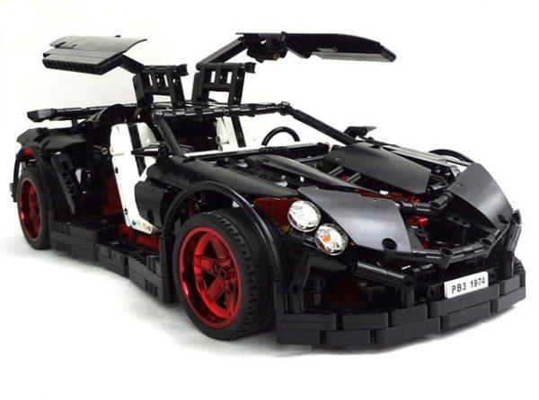 ZHEGAO QL0420 Vampire GT Deluxe 4