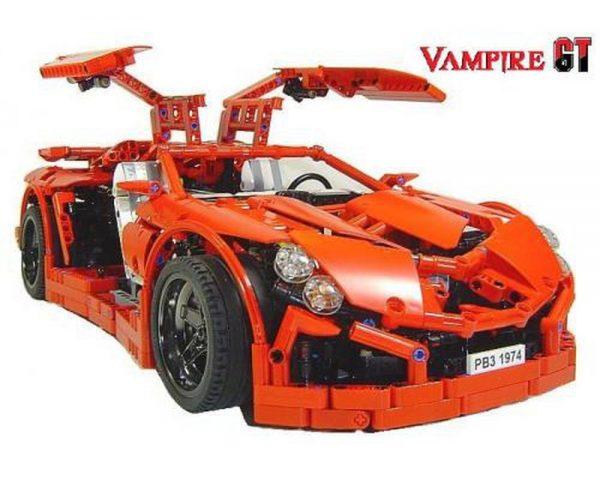 ZHEGAO QL0420 Vampire GT Deluxe 6