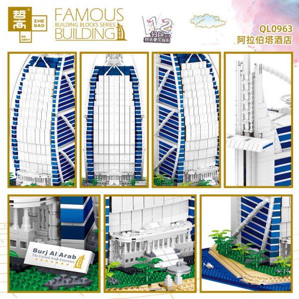 ZHEGAO QL0963 Arab Tower Hotel Dubai, United Arab Emirates 3