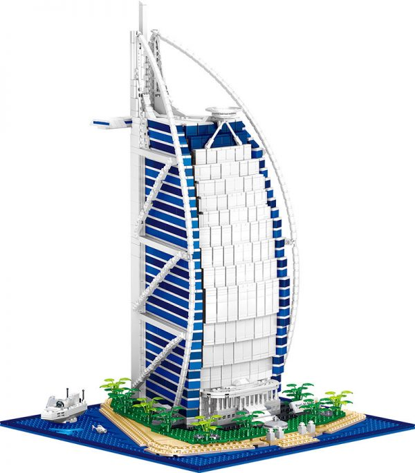 ZHEGAO QL0963 Arab Tower Hotel Dubai, United Arab Emirates 4
