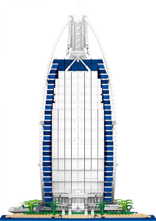 ZHEGAO QL0963 Arab Tower Hotel Dubai, United Arab Emirates 6
