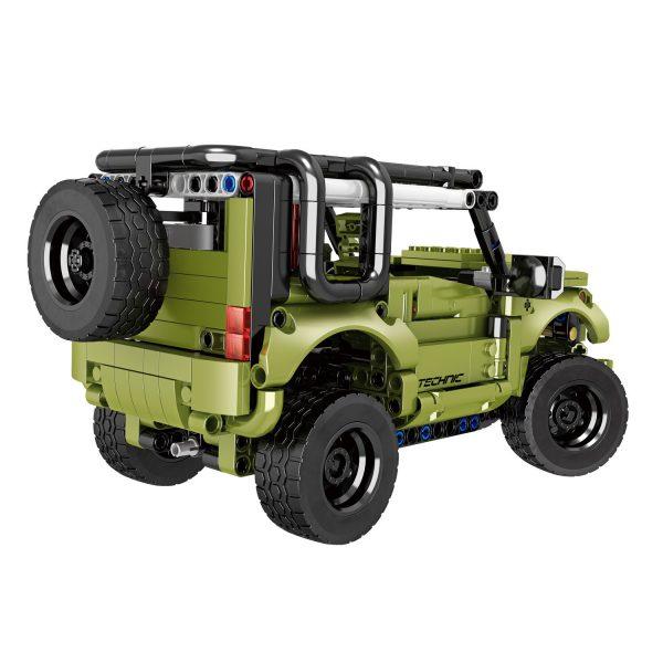 ZHEGAO QL0424 Land Rover Defenders Return 4