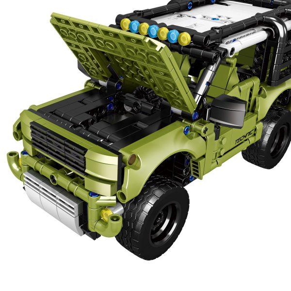 ZHEGAO QL0424 Land Rover Defenders Return 6