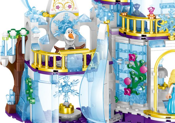 ZHEGAO QL1142 Windsor Castle Ice season 7