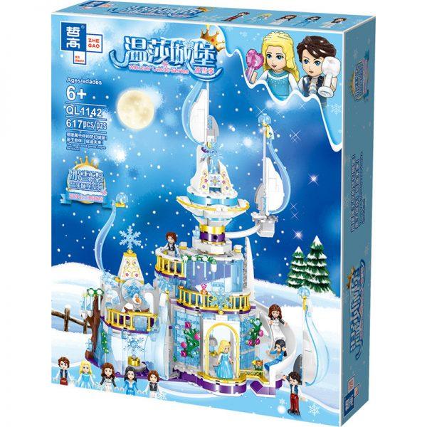 ZHEGAO QL1142 Windsor Castle Ice season 9