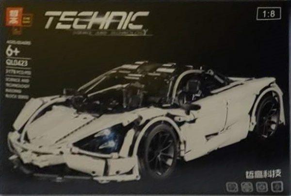 ZHEGAO QL0423 McLaren 720S 1:8 5