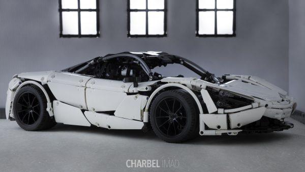 ZHEGAO QL0423 McLaren 720S 1:8 7