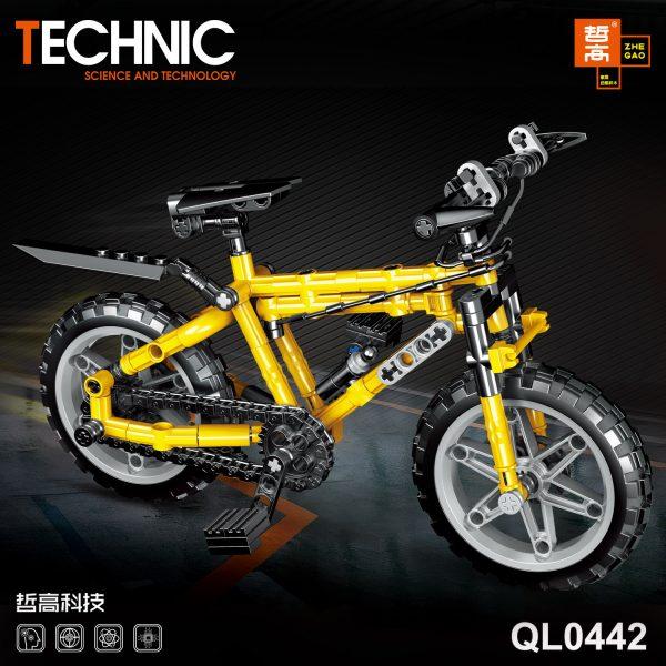 ZHEGAO QL0442 Competitive cycling 1