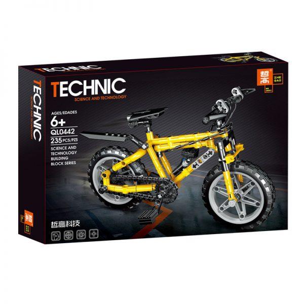 ZHEGAO QL0442 Competitive cycling 5