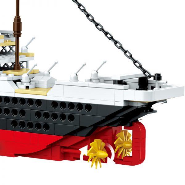 ZHEGAO QL0958 Titanic 3