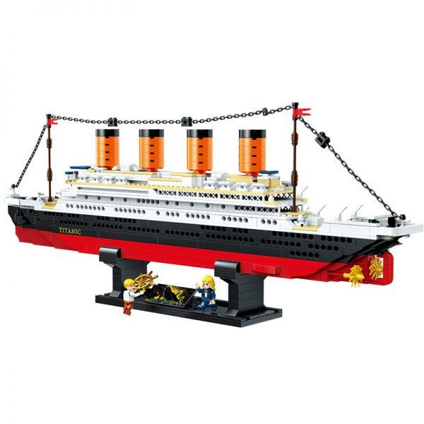 ZHEGAO QL0958 Titanic 9