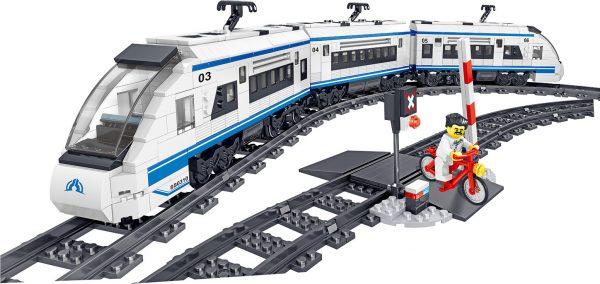 ZHEGAO QL0310 Rail transit: Harmony high-speed train 1