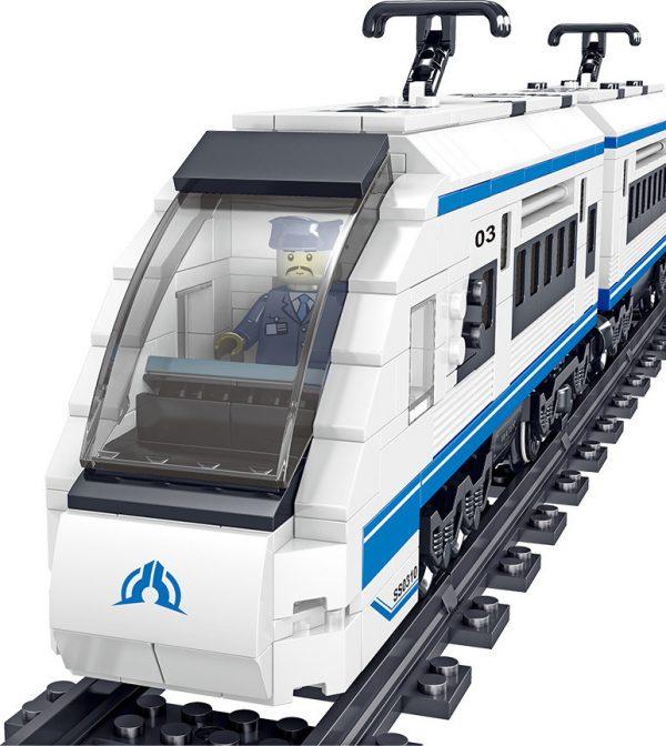ZHEGAO QL0310 Rail transit: Harmony high-speed train 2
