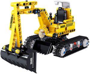 ZHEGAO QL0409 Track Excavator 0