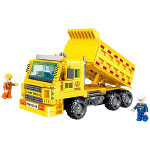 ZHEGAO QL0234 Engineering dump truck 0