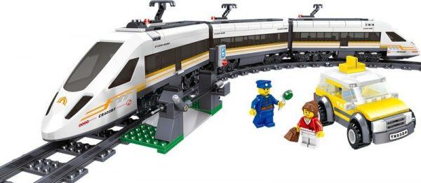 ZHEGAO QL0307 Rail Transport: Revival of High-Speed Trains 0