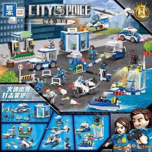 ZHEGAO QL0226 City Police: City-wide Alert Tracking 4 0
