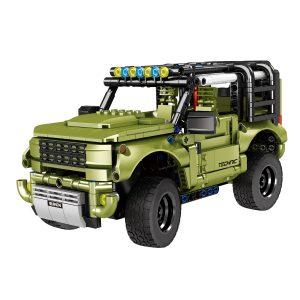 ZHEGAO QL0424 Land Rover Defenders Return 0
