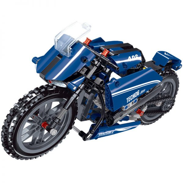 ZHEGAO QL0406 Off-road motorcycle 0