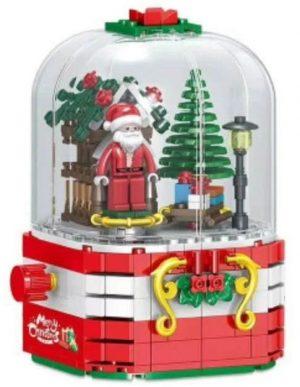 ZHEGAO QL0985 Christmas music box 0