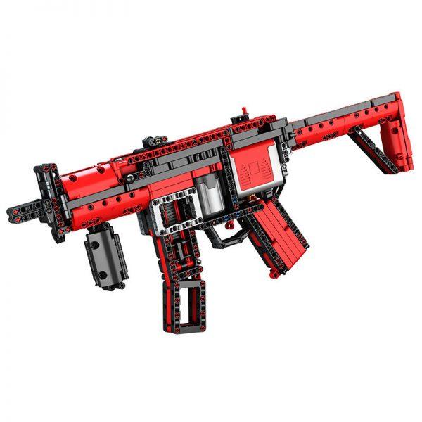 ZHEGAO QL0450 Battlefront: HK MP5 MLI electric assault rifle 0