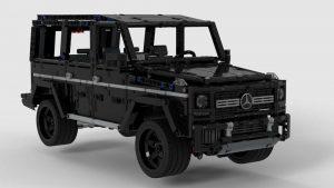 ZHEGAO QL0415 Mercedes-Benz G65 AMG 1:10 0